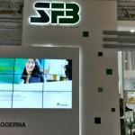 LOC SHOW MARCA PRESENÇA NA FEIRA EDUCAR  COM VIDEOWALL, MONITORES E SONORIZAÇÃO