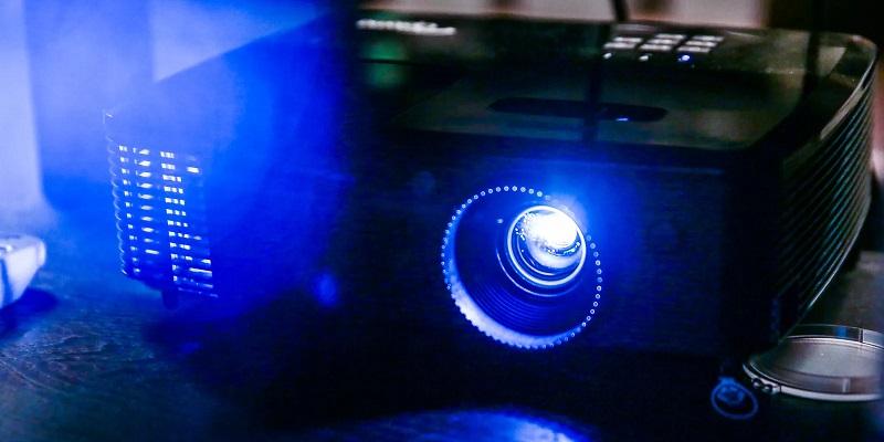projetores para eventos