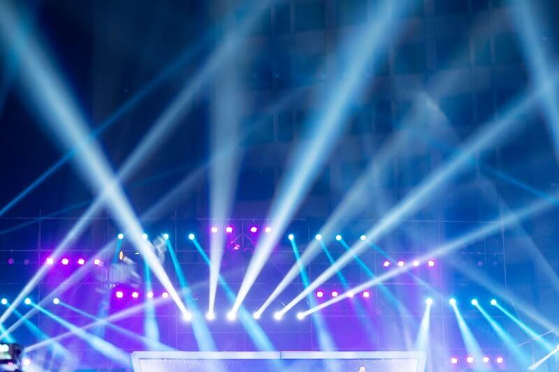 Iluminação de Eventos